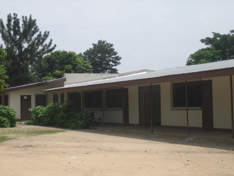 Une vue Générale de l'Ecole Nationale des Sciences Agronomiques et Forestières du Congo