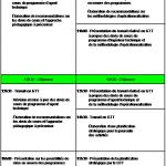 programme prévisionnel (suite)