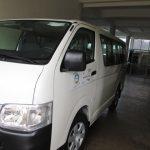 Minibus ENEF Gabon