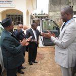 Véhicule FASA Dschang - Cameroun
