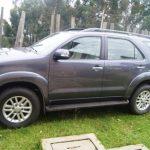 vehicule KCCEM Rwanda