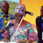 Discours de bienvenue de Mme la Rectrice de l'Université Kasa Vubu de Boma