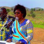 Discours de Mme la Maire de Boma en République Démocratique du Congo