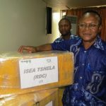 Le Représentant de l'ISEA Tshela - RDC