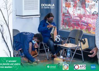 Expo CIRAD-IFC Douala mars 2021